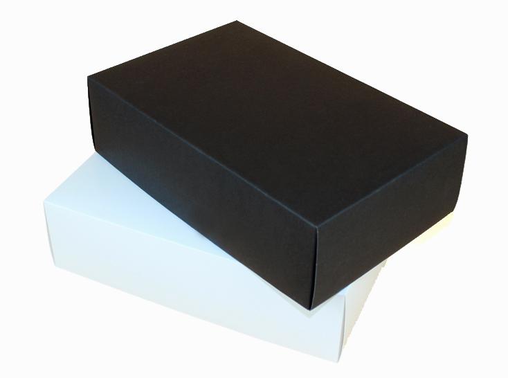 28*18*8cm Extra Big Rectangular Paper Box (3 Colors)