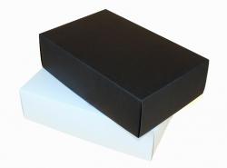 28*18*8cm Extra Big Rectangular Paper Box (3 Colors) Image 0