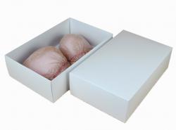 28*18*8cm Extra Big Rectangular Paper Box (3 Colors) Image 1